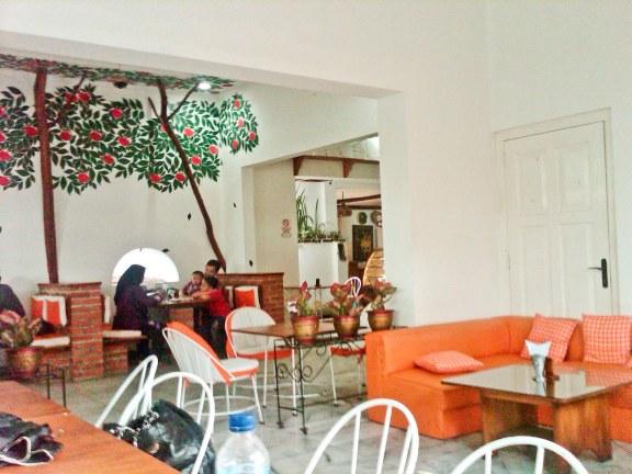 Interior Restoran Pia Apple Pie